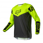 Fox Cross Shirt 2021 180 Revn - Fluo Geel