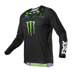 Fox Cross Shirt 2021 360 Monster - Zwart
