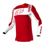 Fox Cross Shirt 2021 Flexair Mach One - Flame Rood