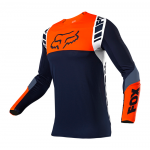 Fox Cross Shirt 2021 Flexair Mach One - Navy