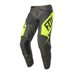 Fox Crossbroek 2021 180 Revn - Fluo Geel