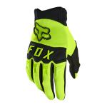 Fox Crosshandschoenen 2021 Dirtpaw - Fluo Geel