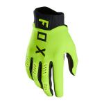 Fox Crosshandschoenen 2021 Flexair - Fluo Geel
