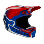 Fox Crosshelm 2021 V3 RS Wired - Flame Rood
