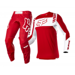 Fox Crosskleding 2021 Flexair Mach One - Flame Rood