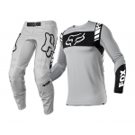 Fox Crosskleding 2021 Flexair Mach One - Steel Grijs