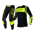 Fox Crosskleding 2021 Flexair Mach One - Zwart / Geel