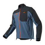 Fox Enduro Jas Legion Softshell - Blauw Steel