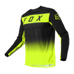 Fox Enduro Shirt Legion - Fluo Geel