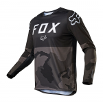 Fox Enduro Shirt Legion LT - Zwart Camo