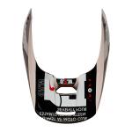 Fox Helmklep 2021 V1 Illmatik - Pale Roze