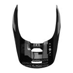 Fox Helmklep 2021 V1 Illmattik - Zwart