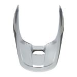 Fox Helmklep 2022 V1 Plaic - Wit