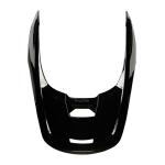 Fox Helmklep 2021 V1 Plaic - Zwart
