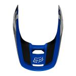 Fox Helmklep 2021 V1 Revn - Blauw