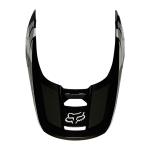 Fox Helmklep 2021 V1 Revn - Zwart / Wit
