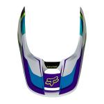 Fox Helmklep 2021 V1 Tro - Aqua