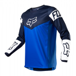Fox Kinder Cross Shirt 2021 180 Revn - Blauw
