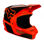 Fox Kinder Crosshelm 2021 V1 Revn - Fluo Oranje