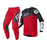 Fox Kinder Crosskleding 2021 180 Revn - Flame Rood