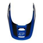Fox Kinder Helmklep 2021 V1 Revn - Blauw