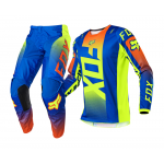 Fox Mini Crosskleding 2021 180 Oktiv - Blauw