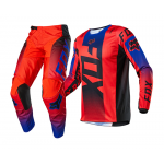 Fox Mini Crosskleding 2021 180 Oktiv - Fluo Rood