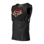 Fox Beschermings Shirt Kort Baseframe Pro D30 - Zwart