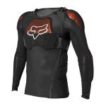 Fox Beschermings Shirt Lang Baseframe Pro D30 - Zwart