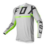 Fox Cross Shirt 2022 360 Merz - Steel Grijs