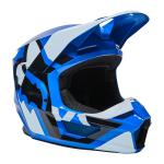 Fox Crosshelm 2022 V1 Lux - Blauw