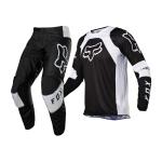 Fox Crosskleding 2022 180 Lux - Zwart / Wit