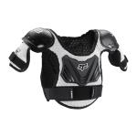 Fox Kinder Bodyprotector PeeWee Titan - Zwart / Zilver