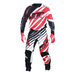 JT Racing Crosskleding Hyperlite Remix - Zwart / Rood / Wit