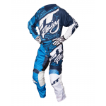 JT Racing Crosskleding 2017 Flex Victory - Navy / Cyan