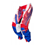JT Racing Crossbroek 2017 Hyperlite Revert - Blauw / Rood / Wit