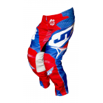 JT Racing Crossbroek 2017 Protek Trophy - Rood / Wit / Blauw