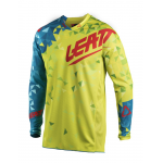 Leatt Cross Shirt 2018 GPX 4.5 Lite - Lime / Teal
