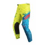 Leatt Crossbroek 2018 GPX 2.5 - Jeugd - Lime / Teal