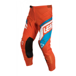 Leatt Crossbroek 2018 GPX 2.5 - Jeugd - Oranje / Denim