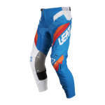 Leatt Crossbroek 2018 GPX 5.5 I.K.S - Blauw / Wit