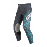 Leatt Crossbroek 2018 GPX 5.5 I.K.S - Grijs / Teal