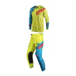 Leatt Crosskleding 2018 GPX 4.5 Lite - Lime / Teal