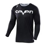 Seven Cross Shirt 2018.1 Annex Staple - Jeugd - Zwart