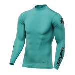 Seven Compressie Shirt 2019 Zero Blade - Aqua Lite