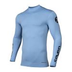 Seven Compressie Shirt 2019 Zero Blade - Blauw