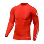 Seven Compressie Shirt 2019 Zero Blade - Rood