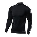 Seven Koud Weer Compressie Shirt 2019 Zero Blade - Zwart