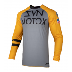Seven Kinder Cross Shirt 2019.2 Annex Force - Oranje / Zwart