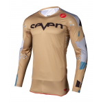 Seven Cross Shirt 2020 Rival Trooper 2 - Sand